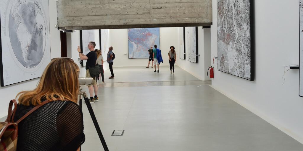 Giada Graziani alla Biennale di Architettura 2018
