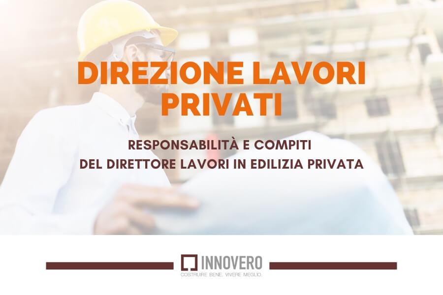 Direzione lavori privati