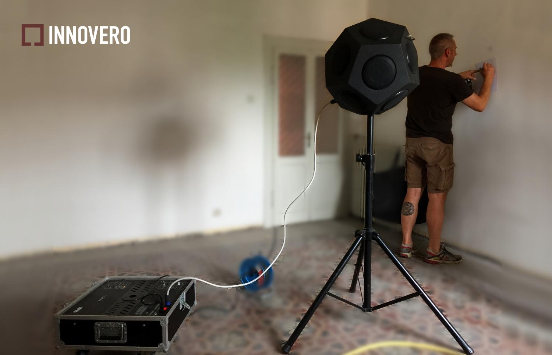 Verifica dell'isolamento acustico di un edificio