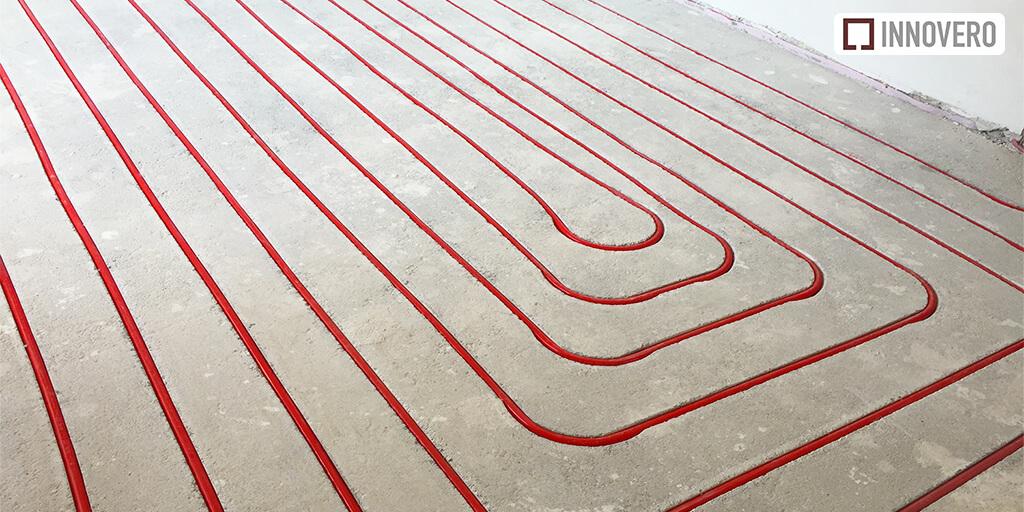 Il riscaldamento a pavimento a zero spessore